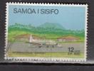 SAMOA ° YT N° AVION 9 - Samoa