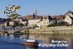 Postcards, Tour De France 2014 Route, Set 3 Pcs, Stage 19, Maubourguet Pays Du Val D'Adour – Bergerac, 25 July - Cycling