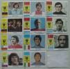 20 Vignettes Panini FOOT COUPE DU MONDE 1974 à Choisir Parmi 46 Vignettes - Edizione Francese