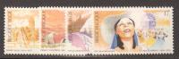 BELGIQUE     1997                      N°   2688 / 2691                        COTE    5 € 00       ( V 239 ) - Belgique