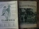 L'ILLUSTRATION 4965 Espagne/ Allemagne/ PONDICHERY/ POITIERS / GEORGE VI 30 AVRIL 1938 Complet - Journaux - Quotidiens