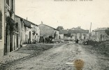 PRAYE SOUS VAUDEMONT -54- RUE DE LA VAUX - Other Municipalities