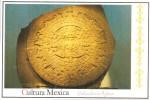 Musée  National De Mexico Calendrier Azteque Carte Neuve - Mexique