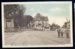 Cpa Du 53  Pré En Pail -- Carrefour Des Routes De Mayenne Et De Bagnoles De L' Orne    OCT36 - Pre En Pail