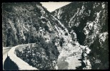 Cpsm D' Algérie Blida  Les Gorges De La Chiffa   OCT36 - Blida