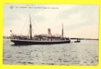 * Antwerpen - Anvers - Antwerp * (SBP, Nr 406) Départ De La Malle Congolaise Léopoldville, Bateau, Boat, TOP, Schelde - Antwerpen