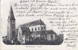 Sint-Laureins - Watervliet - Kerk  - Edit E. De Mulder - 1907 - Sint-Laureins