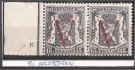 N° 671-cu**; Pli Accordéon ; Neuf Sans Charnière - Variedades Y Curiosidades