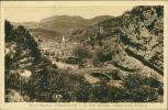 04/ CASTELLANE, Route Napoléon, Le Pont Napoléon, L'Eglise Et Le Remparts/les Beaux Paysages De Mollaret - Castellane