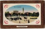 Carte Postale Ancienne De : CONSTANTINOPE-Place De Séraskérat - Turquie