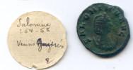Antoninien De Salonine, Ancienne Collection 19e - 5. La Crisi Militare (235 / 284)