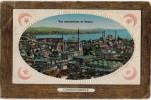 Carte Postale Ancienne De : CONSTANTINOPE-Vue Panoramique De Bazars - Turquie