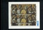 339277523 BELGIE POSTFRIS MINT NEVER HINGED POSTFRISCH EINWANDFREI OCB 3589 3590 3591 395 3593 VELLETJE FEUILLET - Belgium