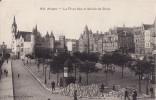 Antwerpen - Bexplaats En Steen - Anvers La Place Bex Et Musée Du Steen - Edit G. Hermans N°89 - 1908 - Antwerpen