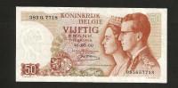 BELGIE / BELGIQUE - ROYAUME De BELGIQUE / TRESORERIE - 50 FRANCS (1966) - [ 6] Treasury