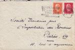 Lettre Wiesbaden Pour La France 1933