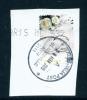 AUSTRALIA  -  2014  Congratulations  70c  Self Adhesive  Used CDS On Piece As Scan - 2010-... Elizabeth II