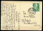 "German Empires 1944 Anlaßkarte Mit Mi.Nr.984 EF ""Wanne-Eickel-Erfurt"" 1 AK Used,bef. - Deutschland"