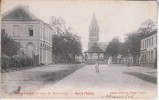 Koningsplaats Richting Kerk - Leopoldsburg