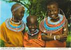 YOUNG AFRICA UGANDA KENYA TANZANIA 1974 - Uganda