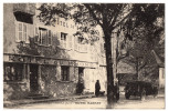 """ SAULT-BRENAZ - Hotel Barret ( Du Rhône ) "" TRES RARE - TBE - Belley"