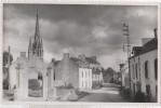 Photo Originale Années 50  KERLAZ Boulangerie - Lieux