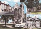 95 Val D´Oise Louvres Multi Vues - Louvres