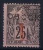 OBOCK:  Yv Nr 22 MH/*, Avec  Charnière , Mit Falz, - Unused Stamps