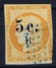 REUNION   Yv Nr 6 Obl Used - Reunion Island (1852-1975)