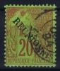 REUNION   Yv Nr 23 Obl Used - Reunion Island (1852-1975)
