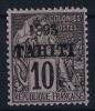 TAHITI  Yv Nr 19 MH/*, Avec  Charnière , Mit Falz, Descandante - Tahiti (1882-1915)