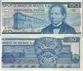 Mexico Pick 73 - 50 Pesos (27/01/1981)  UNC - Mexique