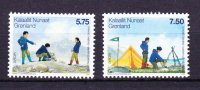 Groenland 2007 Nr 460/61 ** Zeer Mooi Lot Krt 1671 - Timbres