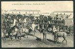 1916 Maroc  Oudjda - Le Camp Quartier Des Spahis Horses Ponies Postcard - Maroc