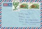 Rwanda 2005 Cyangugu Cactus Snail Cover - 1990-99: Afgestempeld