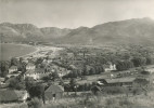 MONTENEGRO - BAR, Railway Station, Panorama, Vintage Old Photo Postcard - Montenegro