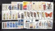 Bund  Komplettes Jahr 1991 /  Year 1991 Complete Nr. 1488 - 1581 Postfrisch ** - [7] West-Duitsland