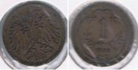 AUSTRIA AFRICA HELLER 1895 R - Austria