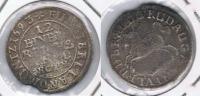 ALEMANIA  12 EINEN THALER  1693 A IDENTIFICAR  PLATA SILVER R - [ 1] …-1871 : Estados Alemanes