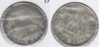 ALEMANIA  12 EINEN THALER  1822 A IDENTIFICAR  PLATA SILVER R - [ 1] …-1871 : Estados Alemanes