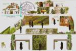 MONTIMBRAMOI 2015 Sur Carte Floralie Nantes 13 Mai Galerie D'Art Autoahésif Mon Timbre à Moi - Personnalisés (MonTimbraMoi)