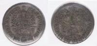 ALEMANIA HAMBURGO 2 SCHILLING 1727 PLATA SILVER R - Monedas Pequeñas & Otras Subdivisiones