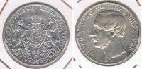 ALEMANIA HANNOVER  THALER  1859 PLATA SILVER R - Taler Et Doppeltaler