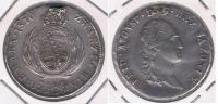 ALEMANIA SAJONIA 2 TERCIOS  THALER  1810 PLATA SILVER R - Taler Et Doppeltaler