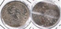 ALEMANIA SAN ANDRES TERCIO THALER  1700 PLATA SILVER R - Monedas Pequeñas & Otras Subdivisiones
