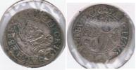 AUSTRIA ALEMANIA 3 KREUTZER 1625  PLATA SILVER R - Austria
