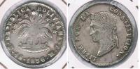 BOLIVIA 4 SOLES POTOSI 1856 PLATA SILVER R - Bolivia