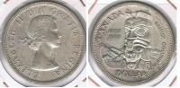 CANADA DOLLAR 1958 PLATA SILVER R - Canada