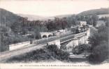 (23) Pont De Confolens Et Pont De La Rozeille Au Confluent De La Creuse Et De La Rozeille Train Tren Locomotive  2 SCANS - Autres Communes