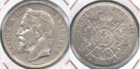 FRANCIA FRANCE 5 FRANCS A 1870 PLATA SILVER R - Francia